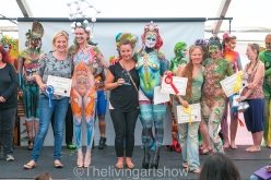 Winners Living art Show 2014